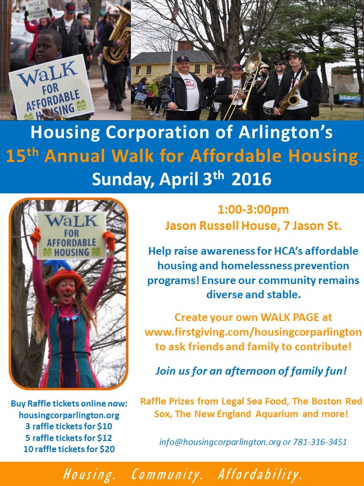 Annual Walk for Affordable Housing